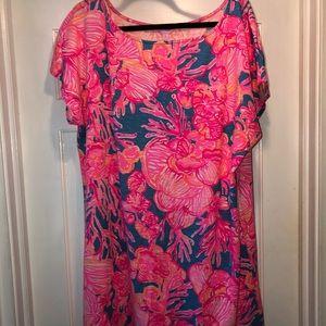 Lilly Pulitzer Tilla Tunic Dress